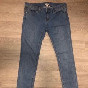 Rich light wash jeans